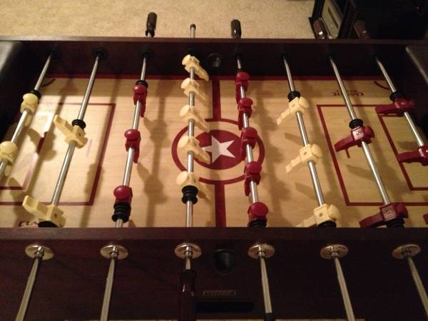 FOR SALE Foosball table - $100 (Spring)