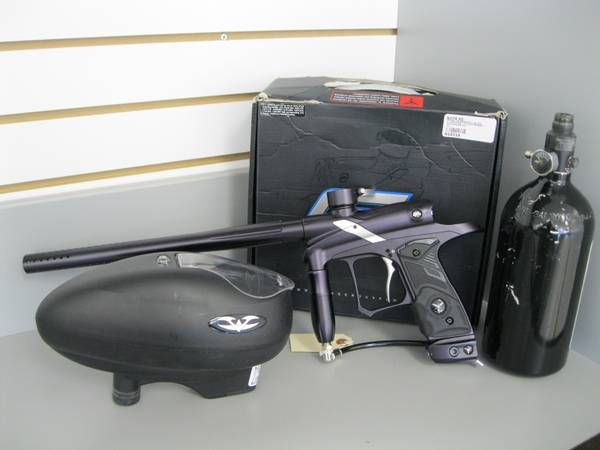 Dangerous Power G4 Paintball Gun Kit - x0024275 (missouri city)