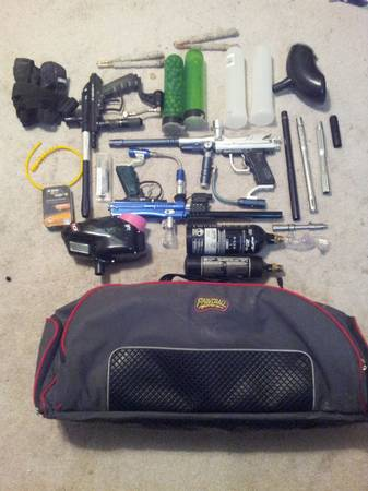 Paintball Bundle (Friendswood)