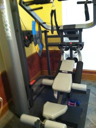 Precor S3.21 Home Gym Exercise System Machine - $1850 (Cypress)