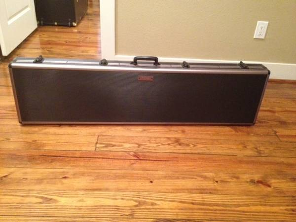 Gun Case - gander mountain airline approved double rifle case - $50 (Houston)