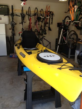 Heritage Redfish 12 Kayak - $750 (The Woodlands)