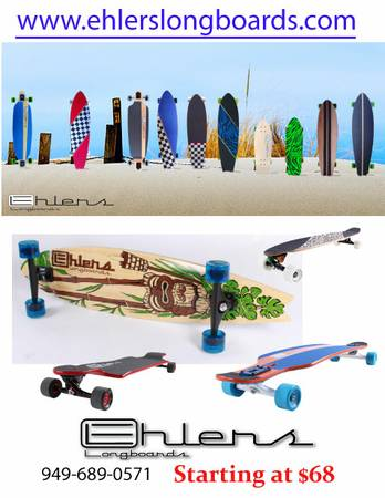Great prices on all longboard skateboards