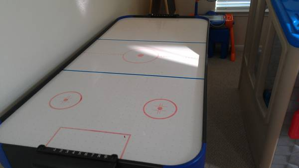 Air Hockey table - $30 (Spring)