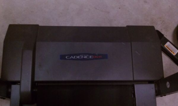 Weslo Cadence DS11 Treadmill - $100 (League City)