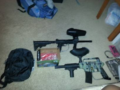 Paintball Guns - $225 (Houston)
