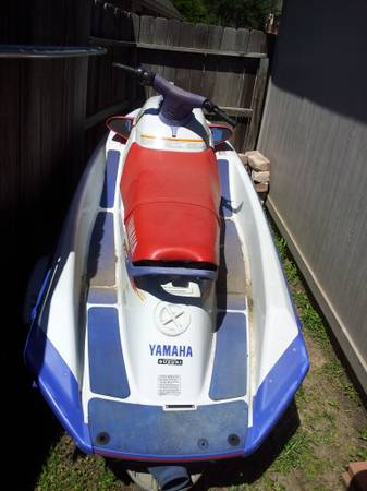 wave runner yamaha 1100 - $800 (katy)