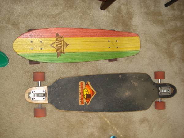 Longboards  Good Condition - $75 (Houston)
