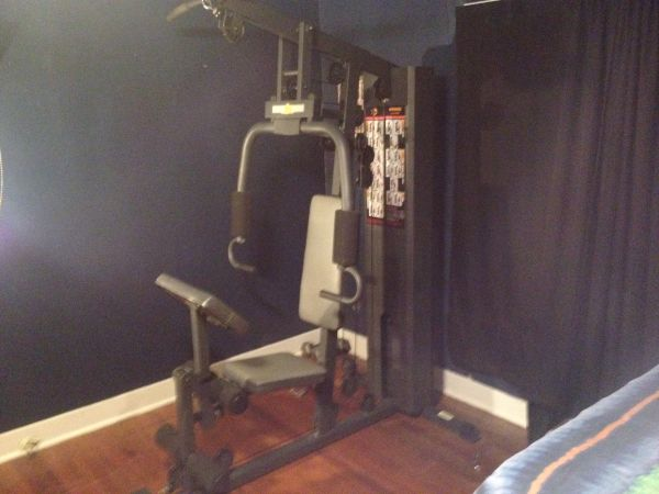 WM1501 Powerhouse Gym - $165 (Baytown)