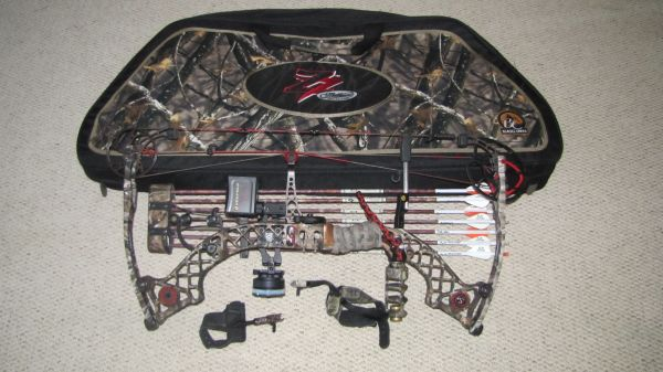 Mathews Z7 Extreme Compound Bow - $900 (Pearland)