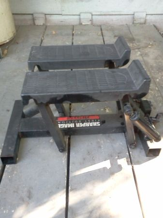 Sharper Image First Edition Stair stepper - $25 (east end)