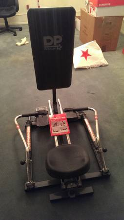 DP BodyTone 300 Multi Gym - $50 (West Houston - Memorial)