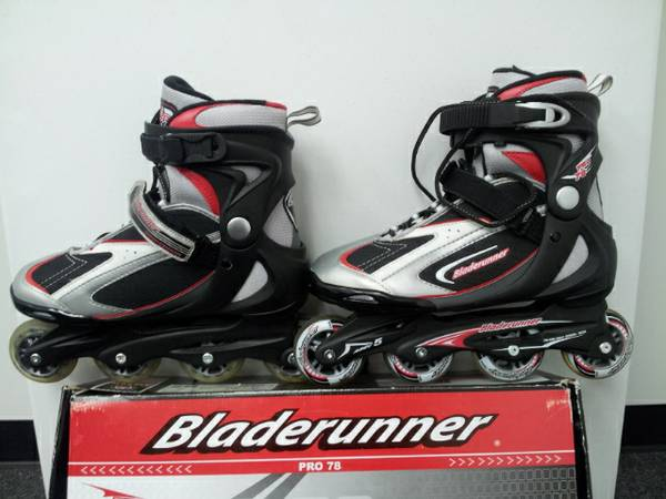 Blade Runner Pro 78 Rollerblades by Rollerblade - $50 (West Houston)