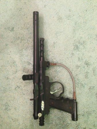 Paintball gun - $30 (Conroe)