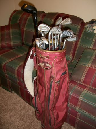 Golf Clubs - $65 (Houston)