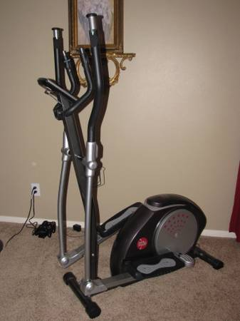 Elliptical Machine- Body Power - $175 (Tomball)