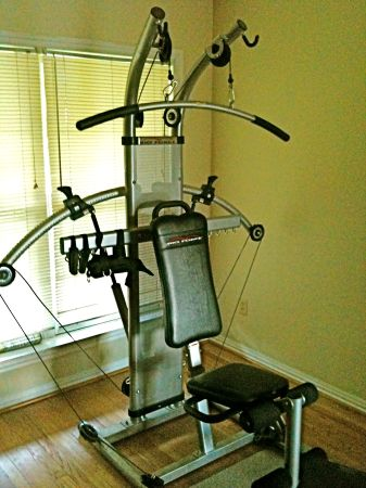 --BioForce total home gym-- - $400 (Heights)