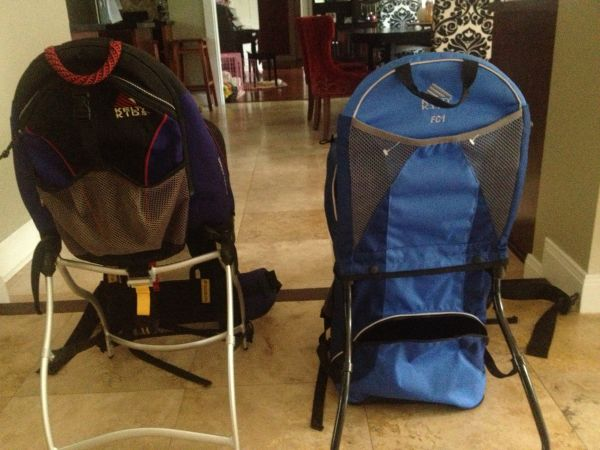 Kelty Kids Hiking Carrier FC1 - $35 (Spring )