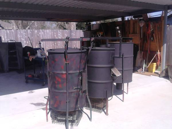 Deer feeders - $350 (santa fe)