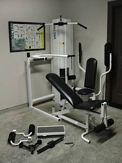 VECTRA C-1 Multi Station GYM - $1250 (ConroeMontgomery)