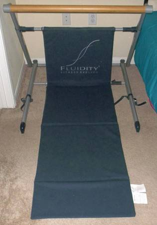 Fluidity Evolved Exercise Fitness Bar Portable Ballet Barre - $200 (Spring)