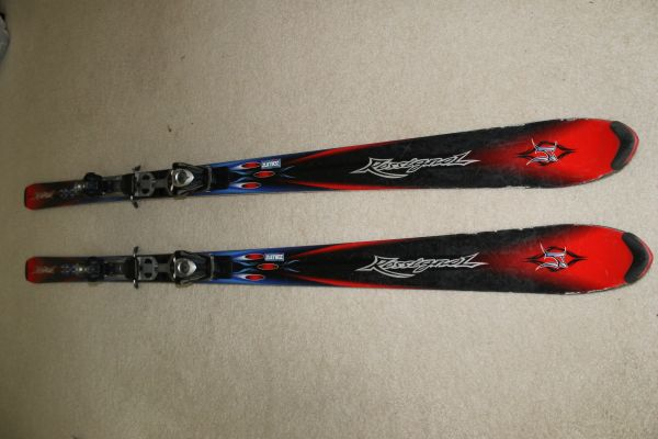 Rossignol Rebel Downhill Skis - $50 (Houston)