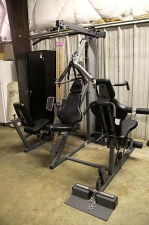 Precor. Circuit weight machine. Strength training. Home Gym. Used. - $1450 (Cypress, TX 77429)