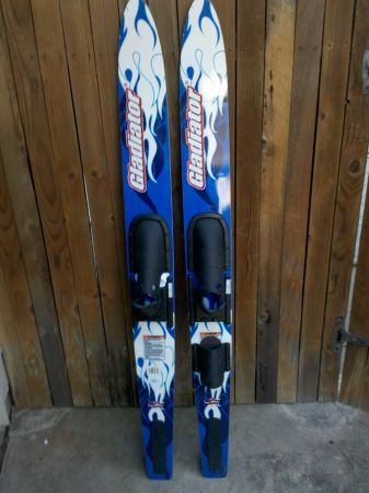 Water Skis - Never Used - $75 (Cypress)