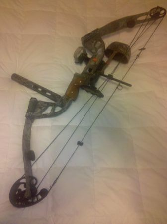 PSE Baby G Force Compound Bow - $200 (Friendswood)