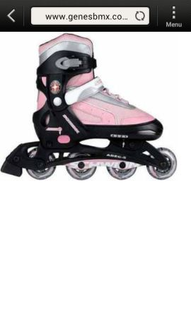 schwinn rollerblades great condition - $25 (humble)
