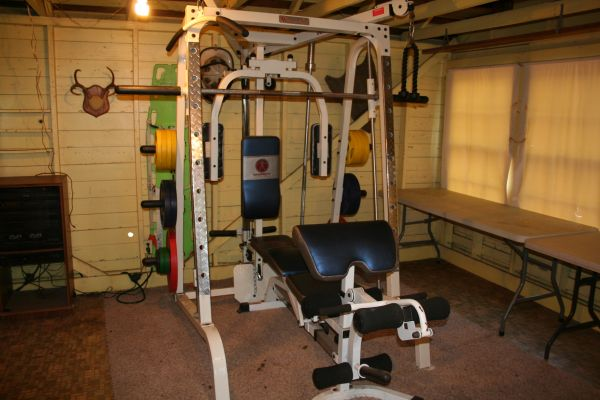 Marcy Universal Weight Set - $495 (Wharton, TX)