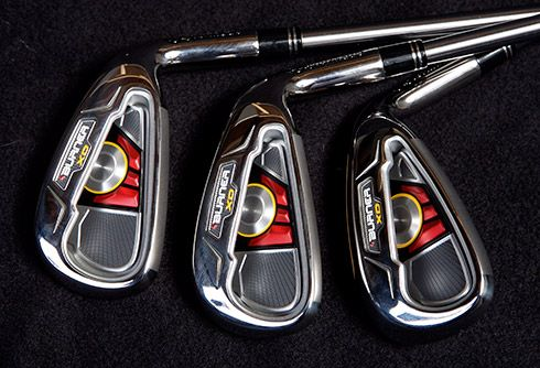 Full Set of TaylorMade XD Burner Irons - $225 (Dickinson)