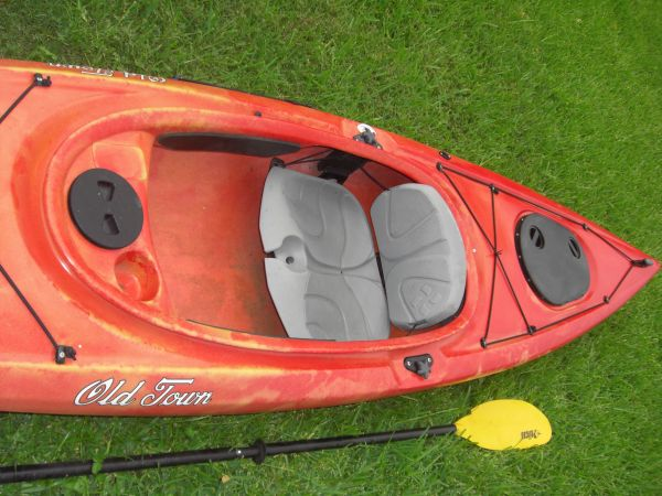 Old Town Dirigo 120 Recreational Kayak - $425 (South Houston (Clear Lake))