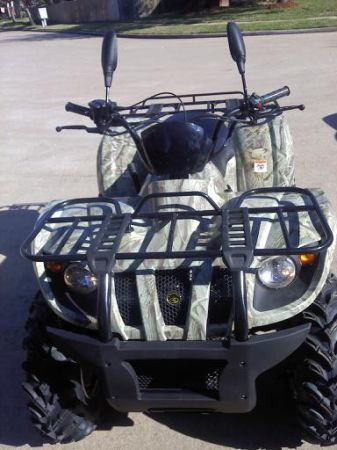 2 New500cc 4-WHEELER FOR SALE,  - $3400 (Brookshire)