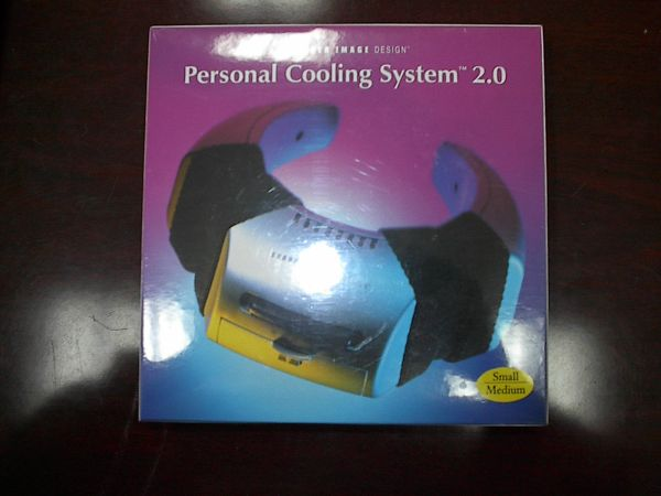 Sharper Image cooling system - $10 (Humble, Texas)