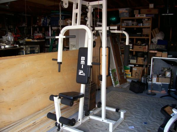 Home Gym BMI Helix 9700 - $385 (Pearland)