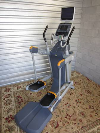 Precor AMT 100i Commercial Adaptive Motion Trainer Elliptical W TV - $2895 (NORTH WEST HOUSTON)