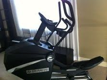 Octane Fitness Q45 E Front Drive Elliptical Trainer - $850 (houston)