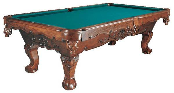 BRAND  NEW POOL TABLE  KING  NAPOLES  IS  A BEUTY - $1650 (HOUSTON POOL  TABLE KING  WAREHOUSE)