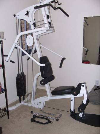expander 220 home gym manual