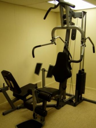 Precor Zuma Strength Center - $450 (Spring)