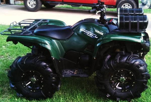 YAMAHA GRIZZLY 700 EPS - $8000 (The Woodlands)