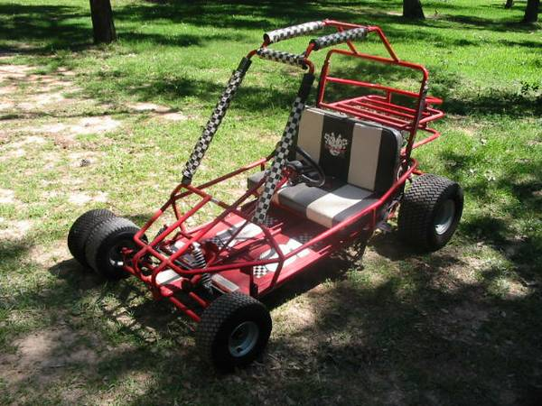 2 seater Yerf Dog Gocart Go Cart Kart for sale or trade - $850 (North of tomball)