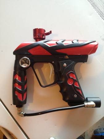 Paintball Gun Ion Smart Parts - $150 (Hwy 6I-10)