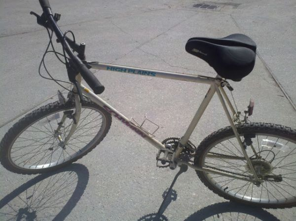 21 speed Schwinn High Plains mountain bike. 26 inch frame (Chimney Rock and Highway 59 South 77081)