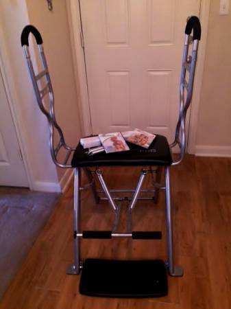 Malibu Pilates Pro Chair Deluxe - $95 (Sugar Land)