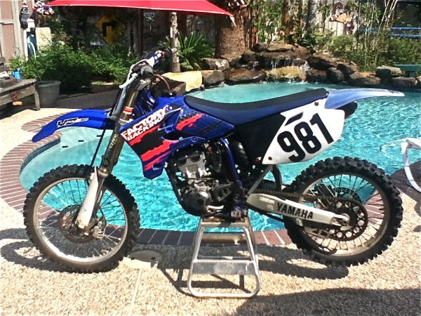YAMAHA Dirt Bike YZ 250F 2005 Factory Backed - $2200 (katy)