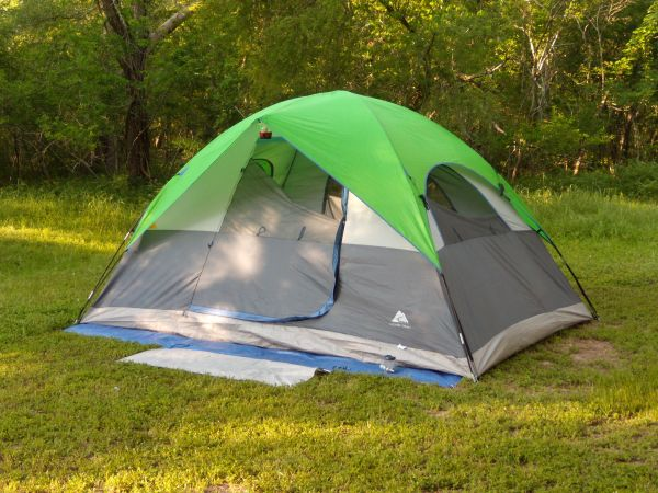 Ozark Trail 6-Person Tent, 12 x 8 - $40 (Houston-Hedwig Village)