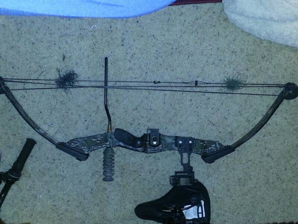 PSE brute force compound bow - $300 (Pasadena)