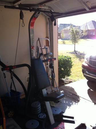 Bowflex and AB Lounge Ultra - $400 (Pearland)